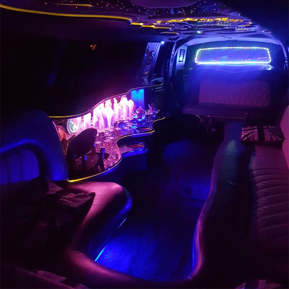 14 Seater Limousine (4)