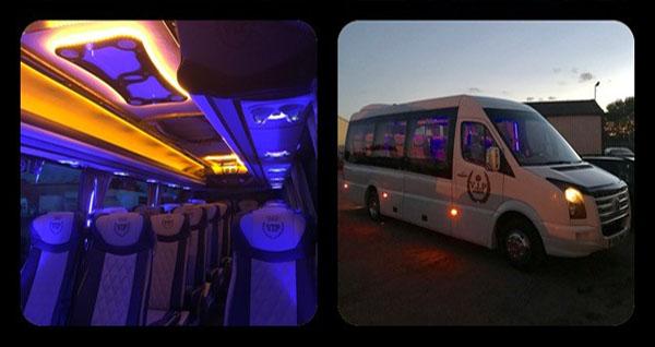19 Seater VIP Minibus (1)