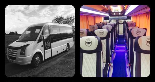 19 Seater VIP Minibus
