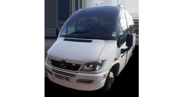23 Seater Minicoach