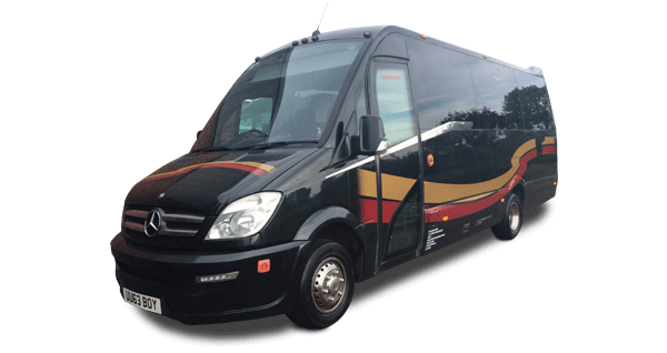16 Seater Executive Coach