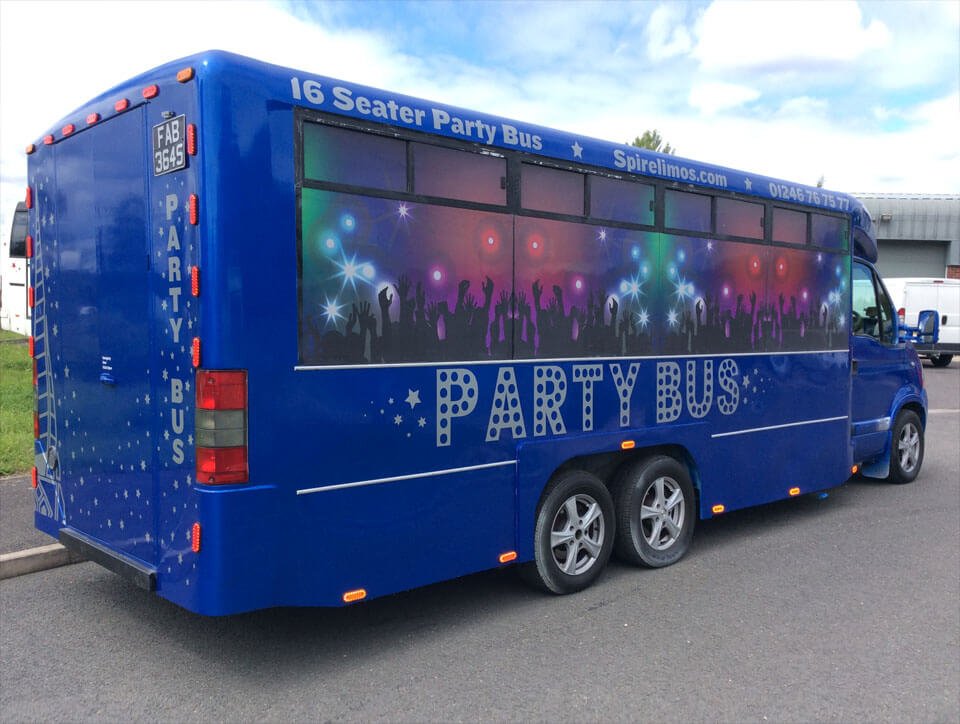 16 Seater Party Bus (2)