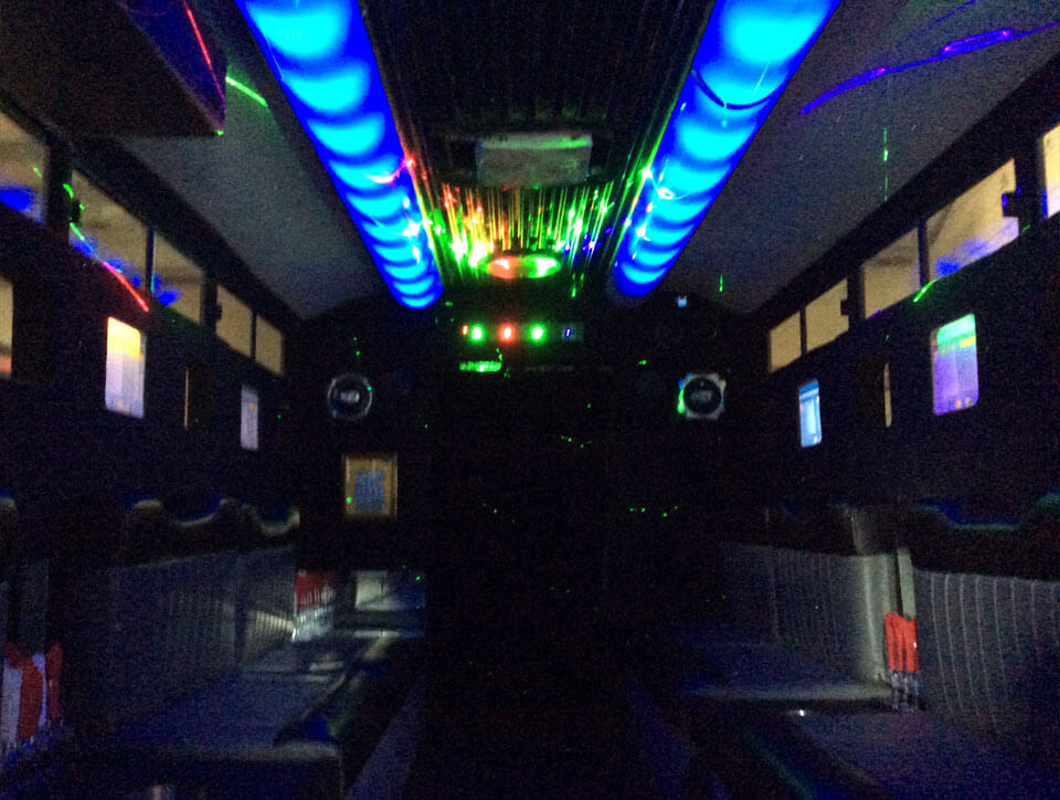 16 Seater Party Bus (3)