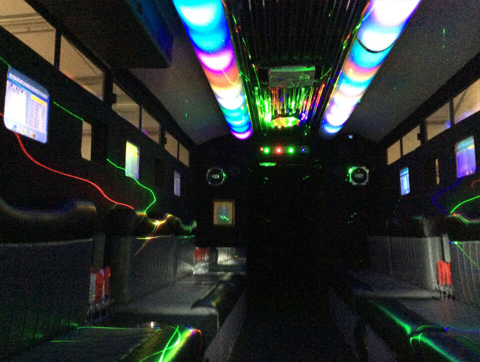 16 Seater Party Bus (4)