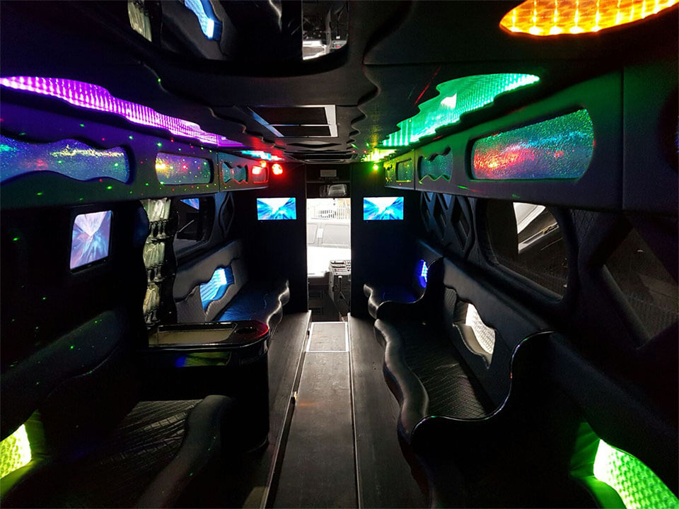32 Seater Party Bus (2)