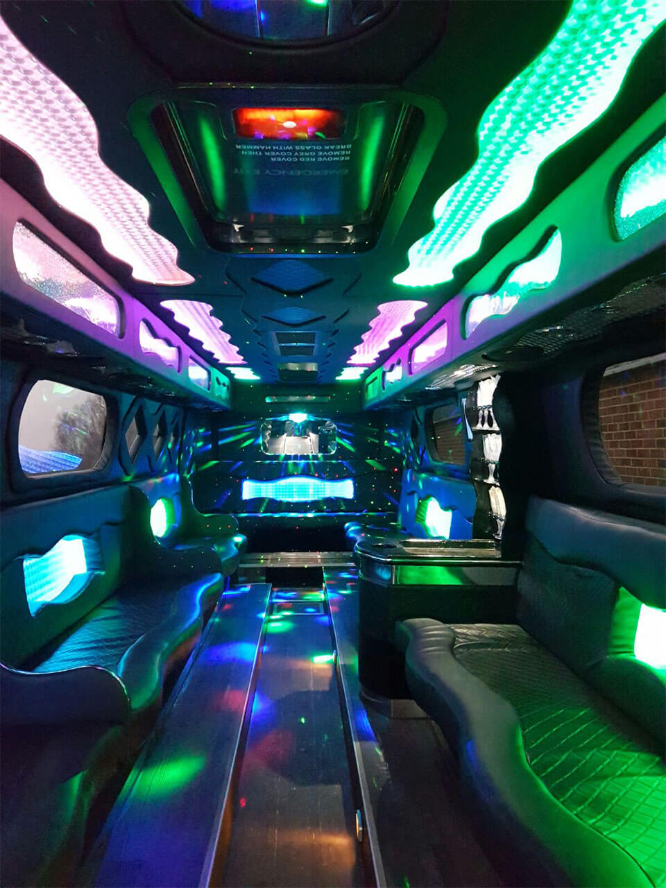 32 Seater Party Bus (3)