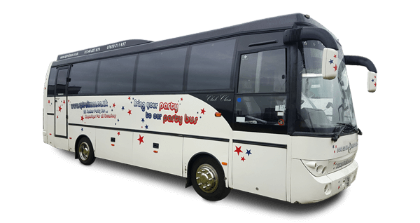 32 Seater Party Bus
